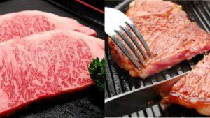 2位:米沢牛サーロインステーキ【通販お取り寄せ牛肉の人気おすすめランキング】