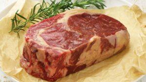 6位:超厚切り1ポンドステーキ【通販お取り寄せ牛肉の人気おすすめランキング】