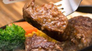 肉の卸問屋アオノのハンバーグやハラミを食べた感想レビュー
