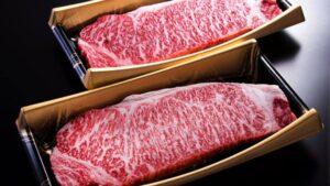 ①黒毛和牛サーロインステーキ【通販お取り寄せの人気おすすめステーキ】